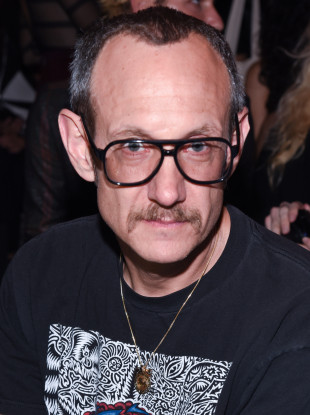 Photographer Terry Richardson