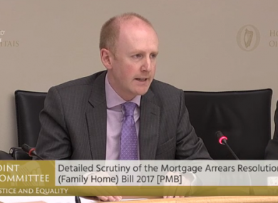 Director of the Insolvency Service of Ireland Lorcan O'Connor said the banks are refusing to engage withthe service.