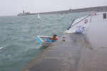 Group of 15 junior sailors rescued from wrath of Storm Brian in Dun Laoghaire harbour