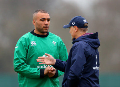 Schmidt has dropped Zebo for next month.