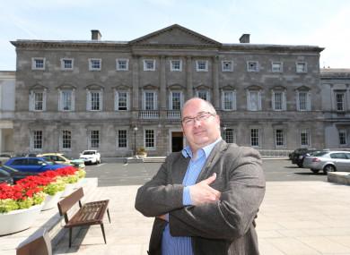 Senator Trevor O Clochartaigh has resigned.