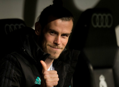 Bale has had more than his fair share of fitness problems in recent times.