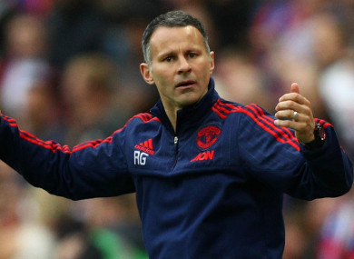 Giggs will sign a two-year contract.