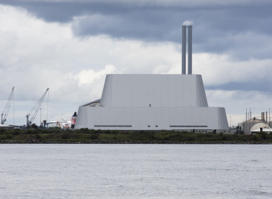The incinerator has been controversial since it was first proposed.