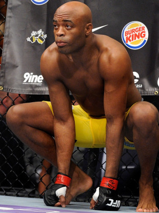Silva: blamed previous failed test on 'sexual enhancement supplement'.