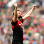 Despite missing the league and the early part of the championship through injury, O'Shea was at his most consistent during the summer. Displayed his versatility by shutting down Kieran Donaghy in the All-Ireland semi-final replay. <span class=
