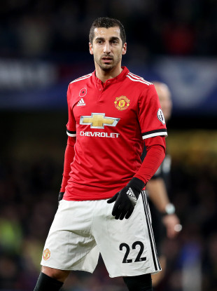 Mkhitaryan has fallen out of favour with Mourinho.