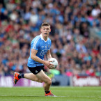 One of the brightest young sporting talents in Ireland.. O'Callaghan slotted seamlessly into the Dublin team for the championship and scored key solo goals against Tyrone and Mayo. He also won Leinster and All-Ireland U21 titles.<span class=