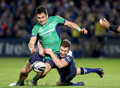 Connacht have never won at the RDS but are looking to end that run today.