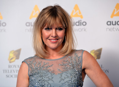 Ashley Jensen had been married to Terence Beesley since 2007.