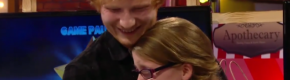Last night Ryan Tubridy reunited Ed Sheeran with the girl he surprised on the Toy Show three years ago