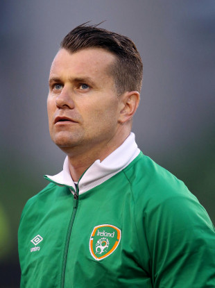 Shay Given (file pic).