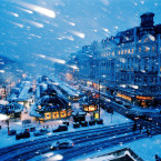Snow storms will not keep Vienna's world-renowned Christmas markets from spreading holiday cheer.