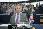Farage brands Varadkar a 'European unionist' as he attacks Irish relationship with EU