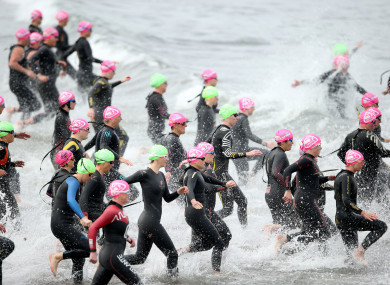 Could this be the year you take the plunge and take part in a triathlon?