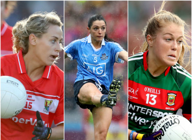 Orla Finn, Sinead Goldrick and Sarah Rowe will be key players.