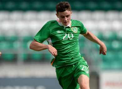 Power has represented Ireland at U18 and U19 level.
