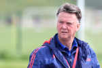 Louis van Gaal says he turned down Belgium role to spite Manchester United