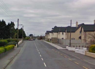 Kildysart Road in Co Clare.