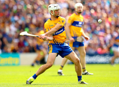 Patrick O'Connor will captain Clare from corner-back tomorrow.