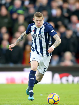 James McClean (file pic).