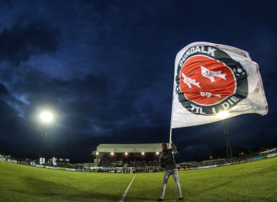 There are new owners at Oriel Park.