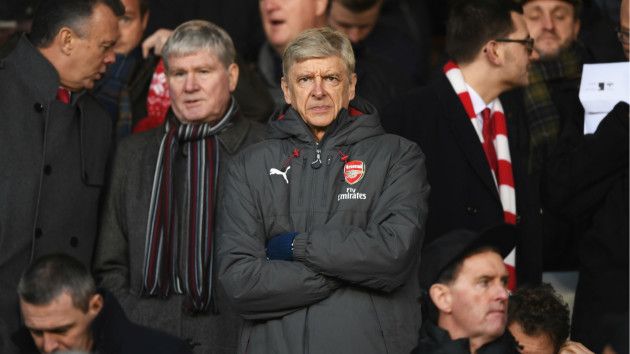 'They were sharper than us, more incisive and more dominant in the challenges' — Wenger