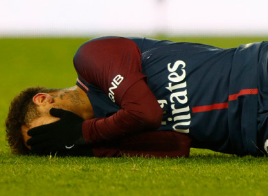 PSG have confirmed that Neymar will have surgery.