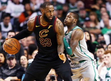 Cleveland Cavaliers superstar LeBron James and his team returned to form.