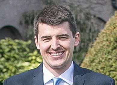 Fianna Fáil councillor Patrick McKee.