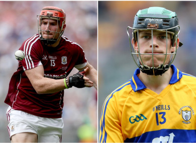 Conor Whelan and Gary Cooney both hit key scores in the Fitzgibbon Cup today.