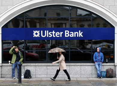 ulster bank, tracker mortgage scandal, tracker mortgage