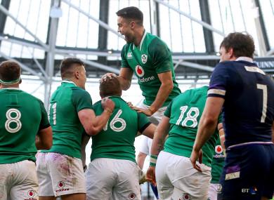 Ireland have now won 11 straight Test matches.