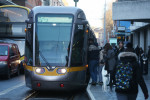 'It doesn't feel safe': There's been an increase in complaints about Luas overcrowding