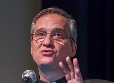 Monsignor Dario Edoardo Vigano