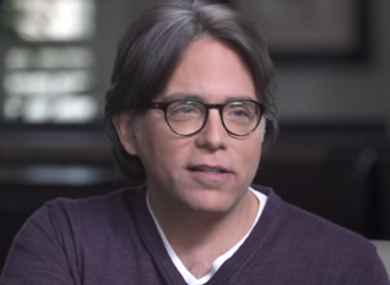 Keith Raniere has been taken from Mexico back to the United States.