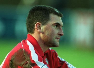 Former Cork City player Pat Morley is third on the list of the League of Ireland's all-time top scorers with 182 goals.