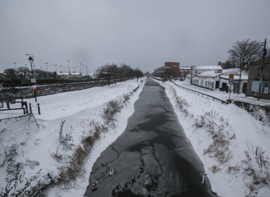 The Royal Canal today.