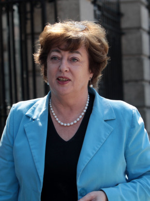 Social Democrats TD Catherine Murphy sent correspondence to the Data Commissioner about a potential data breach