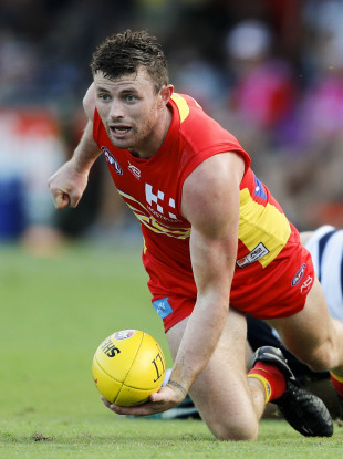 Pearce Hanley first dislocated his shoulder in March.