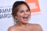 Kim Kardashian's naked body is now a mould for a perfume bottle, and Chrissy Teigen is over it
