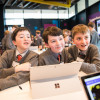 Here's a look inside Microsoft's new �5m tech facility for Irish school students