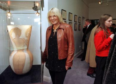 File photo of Pauline Bewick