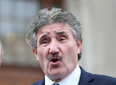 John Halligan is an atheist but said he wanted to be there for his godson