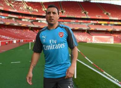 Cazorla has only recently returned to training.