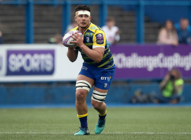 Jenkins guided Cardiff to Challenge Cup success earlier this month.