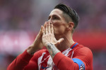 Club legend Torres bows out with two goals in final game for Atletico Madrid