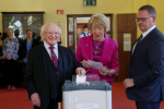 LIVEBLOG: 'Brisk' turnout as voters turn up early at polling stations