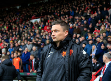 Heckingbottom becomes the latest Leeds manager to be sacked.