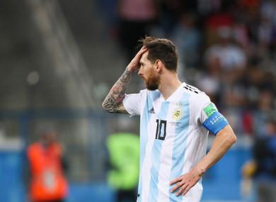 Most Inspiring Argentina v Croatia - 2018 FIFA World Cup Russia - argentina-v-croatia-group-d-2018-fifa-world-cup-russia-14-390x285  Trends-434677.jpg
